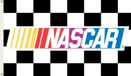Nascar Checkered 3' x 5' Flag w/Grommets