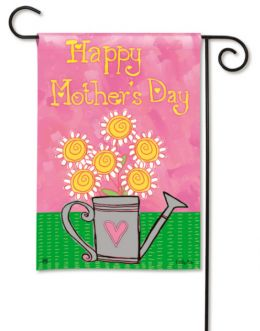 Happy Mother's Day Spring Holiday & Seasonal Garden Flag