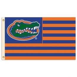 Florida Gators NCAA Team Logo 3' x 5' Flag w/Grommets