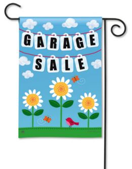 Garage Sale Decorative & Seasonal Outdoor Garden Flag