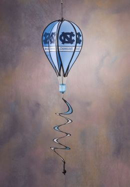 North Carolina Tar Heels Hot Air Balloon Spinner NCAA Team Logo