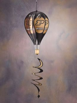 Purdue Boilermakers Hot Air Balloon Spinner NCAA College Logo