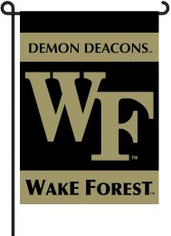 Wake Forest  2-Sided Outdoor Garden Flag NCAA College Team Logo