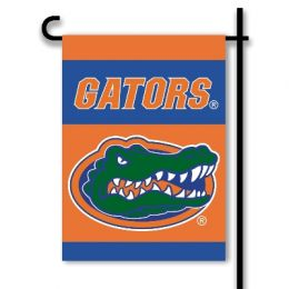 Florida Gators 2-Sided Outdoor Garden Flag NCAA Team Logo