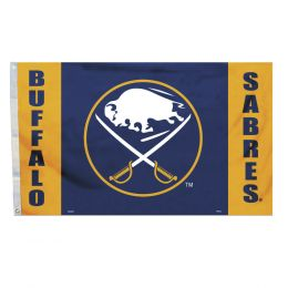 Buffalo Sabres 3' x 5' Flag w/Grommetts NHL Team Logo