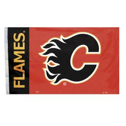 Calgary Flames NHL Team Logo 3' x 5' Flag w/Grommetts
