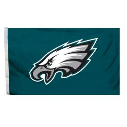 Philadelphia Eagles NFL Team Logo 3' x 5' Flag w/Grommetts
