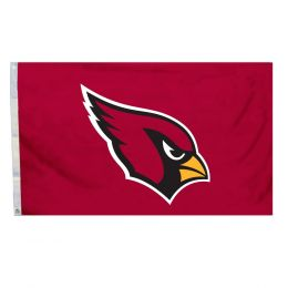 Arizona Cardinals 3' x 5' NFL Team Logo Flag w/Grommetts