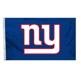 New York Giants NFL Team Logo 3' x 5' Flag w/Grommetts