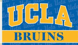 Ucla Bruins College Team Logo 3' x 5' Flag w/Grommets