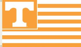 Tennessee Volunteers NCAA Team Logo 3' x 5' Flag w/Grommets