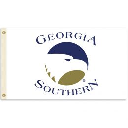 Georgia Southern Eagles  3' x 5' Flag w/Grommets NCAA Team Logo