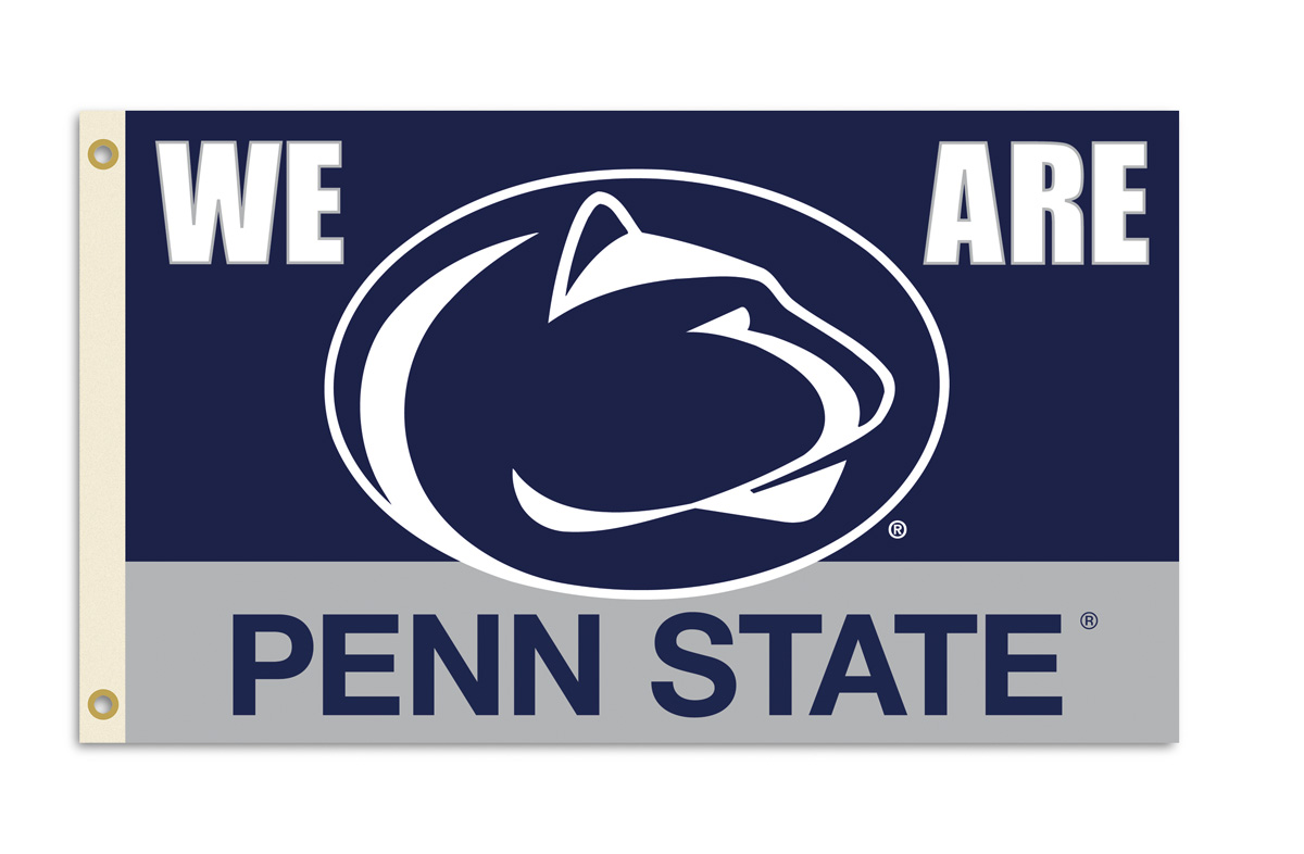 """State Nittany Lions Logo Roundel Mat - 27"""""""