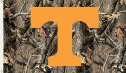 Tennessee Volunteers Realtree Camo 3' x 5' Flag w/Grommets