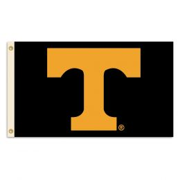 Tennessee Volunteers NCAA College Team Logo 3' x 5' Flag w/Grommets