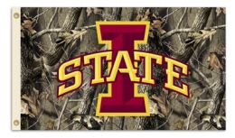 Iowa State Cyclones Realtree Camo 3' x 5' Flag w/Grommets